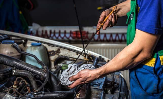 Car fuel maintenance