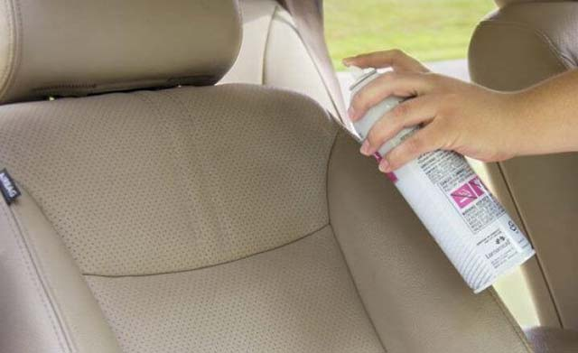 How to cleaning vomit from your car